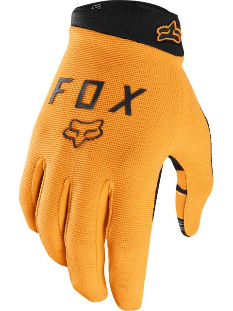 Fox Ranger Gloves Boys atomic orange
